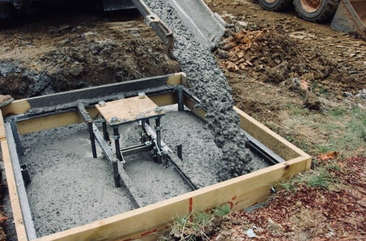 Усадка бетону бетон цена за 1 м3 в москве